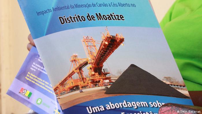 Mosambik Tete | Studie Kohle & Luftqualität