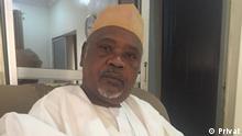 Sa'idu Muhammad Gusau - Professor an der Bayero Universität Kano