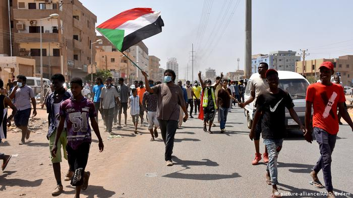 Protesters hit Sudan streets calling for political reforms