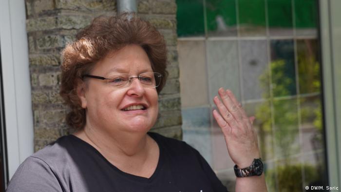 Gostioničarka Susanne Grund