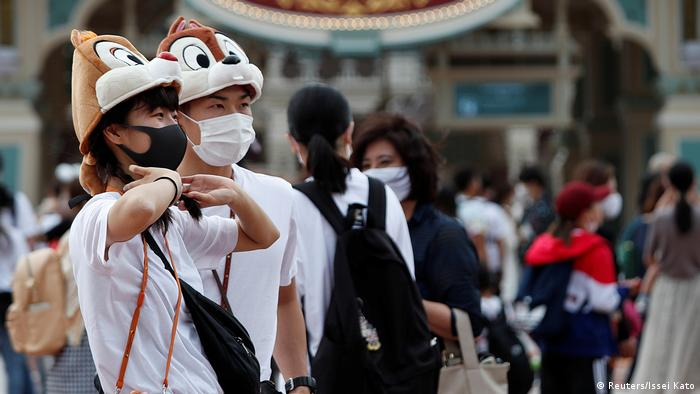 Tokyo Disneyland (Reuters/Issei Kato)