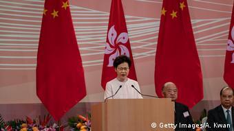 Pemimpin Hong Kong Carrie Lam