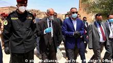 Irak Ministerpräsident Mustafa Al Khadhimi