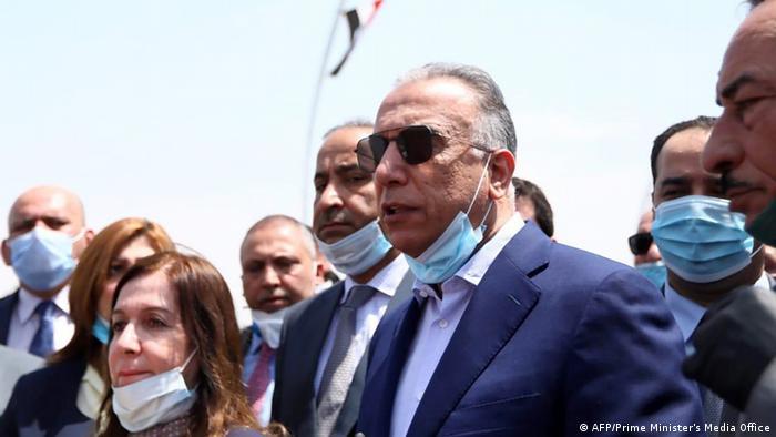 مصطفی الکاظمی، نخستوزیر عراق