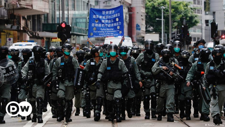 Hong Kong's democracy movement in dire straits as Beijing tightens grip