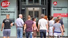 Deutschland Agentur für Arbeit in Zwickau
