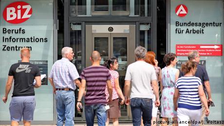 Στα 2,85 εκατ. οι άνεργοι στη Γερμανία