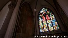 BdT - Künstler Lüpertz gestaltet elf Fenster in Kölner Kirche