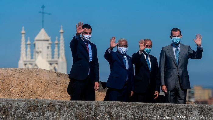 Spanien Badajoz | Grenze zwischen Spanien und Portugal wieder geöffnet