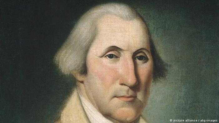 Gemäde von George Washington (picture alliance / akg-images)