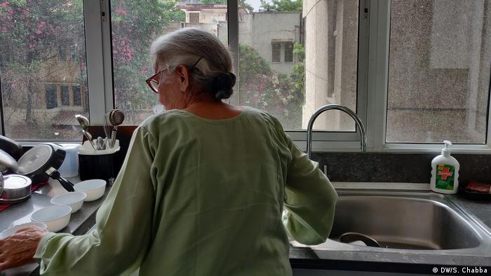 الشيخوخة - صورة من الأرشيف