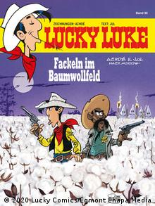 Black-Heroes | Lucky Luke (2020 Lucky Comics/Egmont Ehapa Media)
