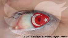 Symbolbild Türkei Internet Zensur