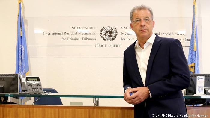 Former ICTY Chief Prosecutor Serge Brammertz