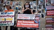 Berlin Proteste Change.org zu Intensivpflegegesetz IPReG