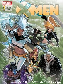 X-Men characters with Storm