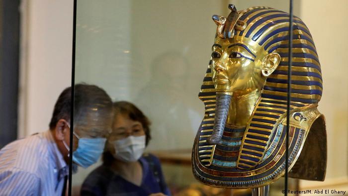 Ägypten Kairo |Wiederaufnahme Tourismus | Ägyptisches Museum