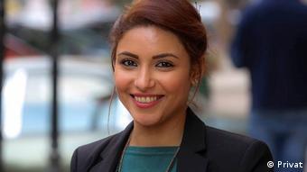 Pressebilder Solafa Magdy