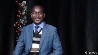 DW Global Media Forum   Abdalle Ahmed Mumin