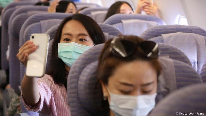 От летището в Тайпе се предлагат фейк полети за туристи, на които им липсват пътуванията