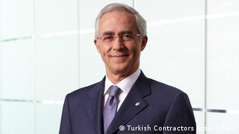 Mithat Yenigun of Turkish Contractors Association