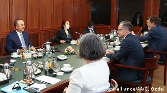 Συνομιλίες Μάας-Τσαβούσογλου στις αρχές Ιουλίου στο γερμανικό υπουργείο Εξωτερικών