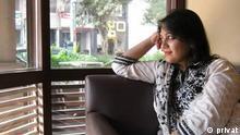 Pakistan Karachi | Bloggerin DW Urdu Bushra Pasha
