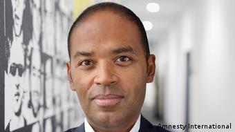 Markus N. Beeko, Generalsekretär Amnesty International Germany