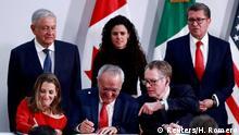 Mexiko Handelsabkommen USMCA