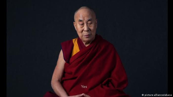 Dalai Lama I Album I Inner World (picture-alliance/abaca)