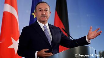 Türkiye Dışişleri Bakanı Mevlüt Çavuşoğlu