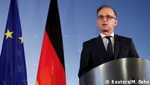 Deutschland Berlin |Außenminister Cavusoglu & Maas