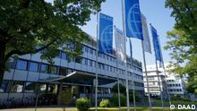 Hauptgebäude der DAAD in Bonn