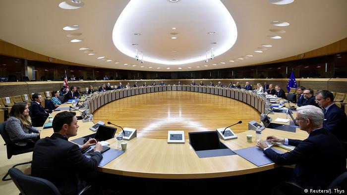 Brüssel EU | Brexit-Verhandlungen