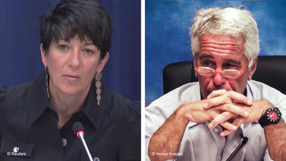Ghislaine Maxwell denied bail in Jeffrey Epstein sex crimes case | DW | 14.07.2020