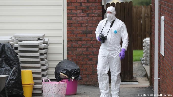 Kriminalität I Encrochat Ermittlungen (picture-alliance/N. Carson)