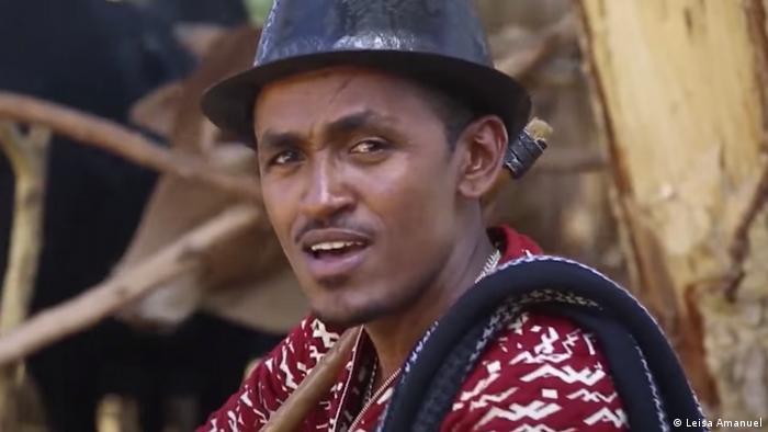 Äthiopien Hachalu Hundessa, ermordeter Künstler