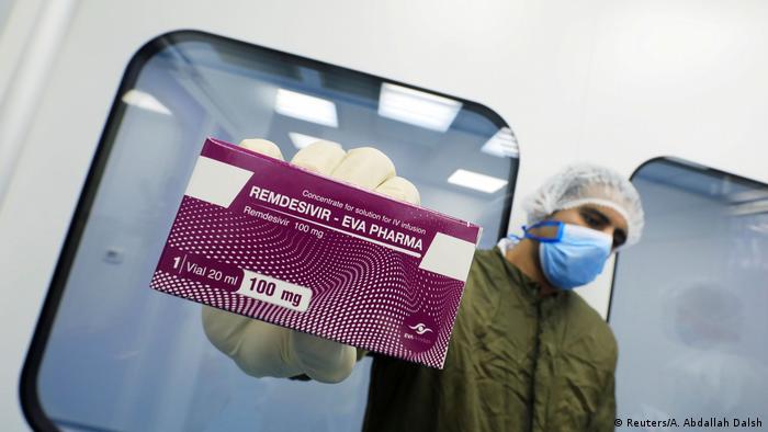 تم تطوير دواء ريمديسيفير في الأساس لعلاج فيروس إيبولا، ولكنه لم يحقق نجاحاً كبيراً.