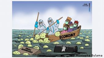 Karikatur HdM: Kaduna (Mustapha Bulama)