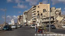 Libyen I Stadtansicht Benghazi