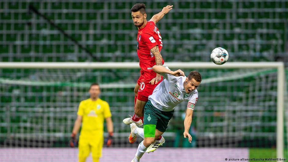 Liveticker Relegation: Werder Bremen – 1. FC Heidenheim