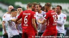 Fußball Bundesliga Relegation  Werder Bremen vs. 1. FC Heidenheim