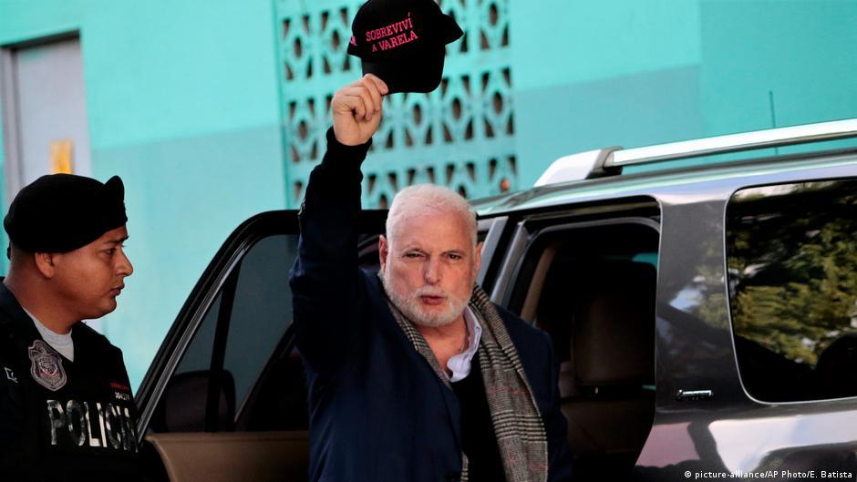 Ex-Präsident Ricardo Martinelli wieder vor Gericht