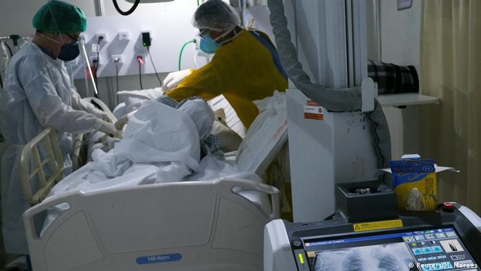 Brasilien | Coronavirus-Ausbruch in Sao Paulo