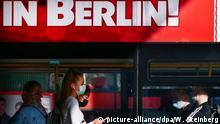 تعتزم ولاية برلين الألمانية عدم تخفيف قيود المخالطات في عيد الميلاد ورأس السنة.