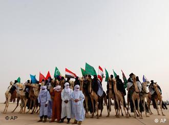 هشت کشور عربی به خاطر اختلاف با لیبی در کنفرانس سرت شرکت نکرده اند