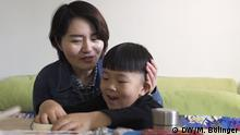 China Li Wenzu Ehefrau von Wang Quanzhang