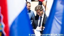 Kroatien Parlamentswahl 2020 | Andrej Plenkovic
