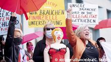 Deutschland | Bordell Protest Sex-Worker Prostitution