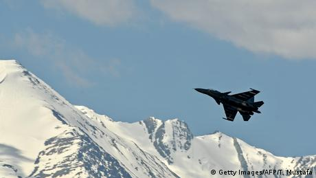 Indien China Konflikt Indian Air Force (Getty Images/AFP/T. Mustafa)